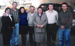 Família de José Manoel da Cunha Junior